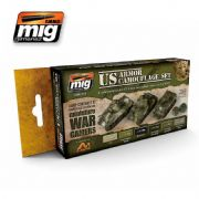 WARGAME US ARMOUR SET<br> A.MIG-7119
